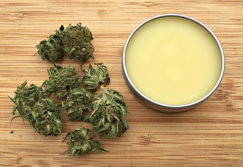 make cbd topical