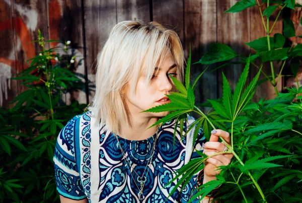 Hiding Weed Smell