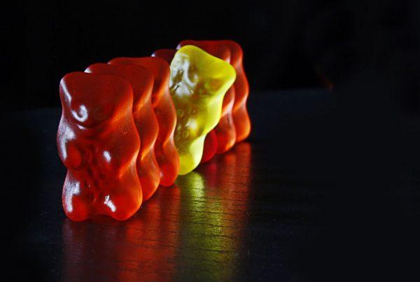CBD Gummy Industry