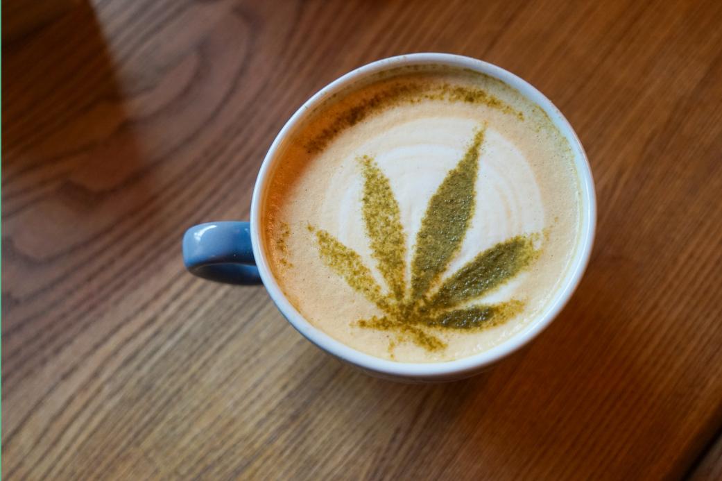 CBD coffe